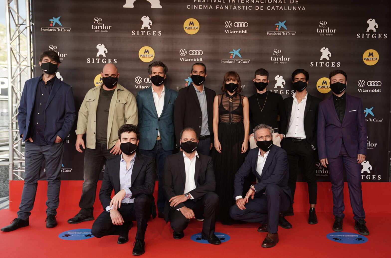 Los zombis de 'Malnazidos' reviven en el cine fantástico en la jornada inaugural de Sitges 2020